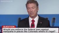 Presidential Candidates Debate Marijuana